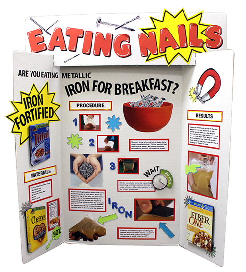 science fair project display boards, Presentation templates