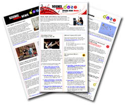 Science Buddies Newsletters