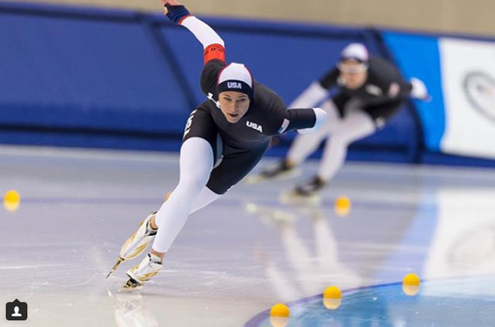 Science behind the US Speedskating team's suit at 2018 Olympics