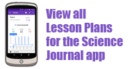 View all Lesson Plans for Science Journal