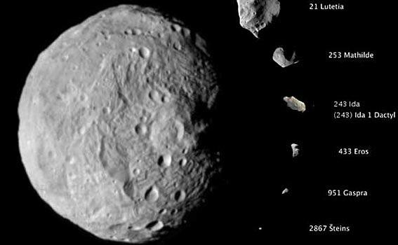 NASA asteroid thumbnail
