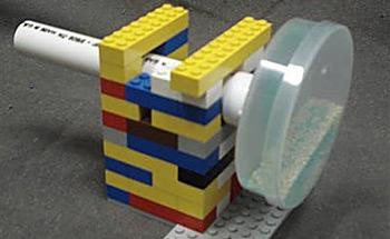 legos mixture
