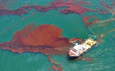 noaa oil spill response