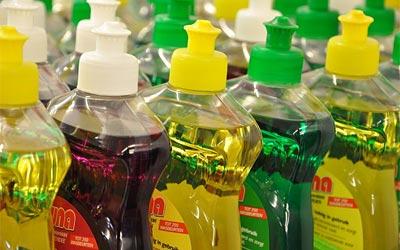 green clean detergent