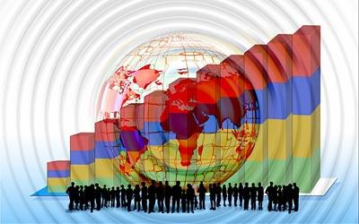 statistics world population map