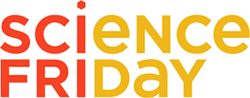 partner logo for Science Friday