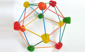 geodesic dome gumdrops thumbnail