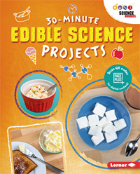 30 minute maker book edible