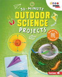 30 minute maker book outdoors