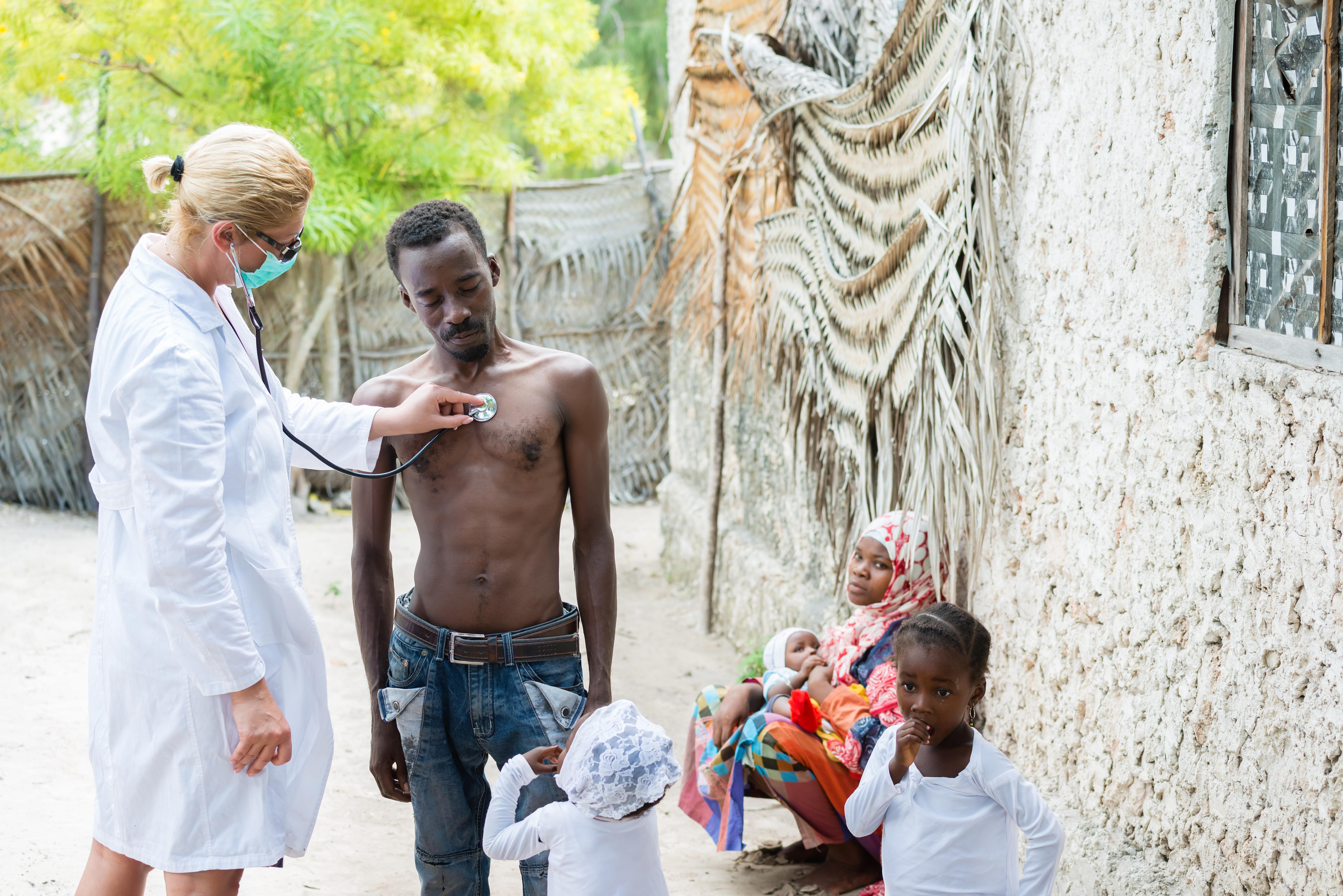 epidemiologists evaluating ebola outbreak