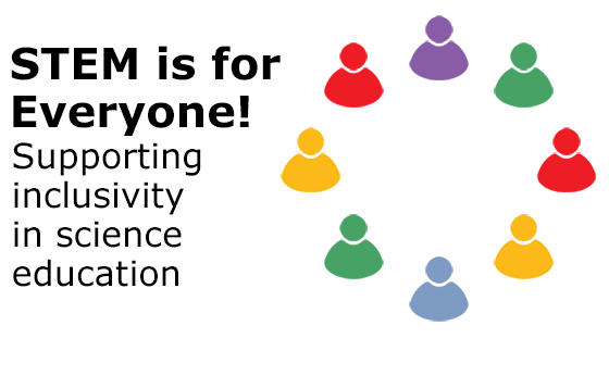 STEM is for Everyone: supporting inclusivity in science education - intro image