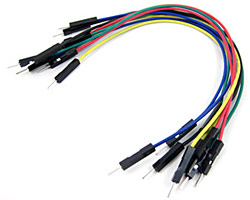 M-M jumper wires