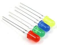 LEDs multi-colored