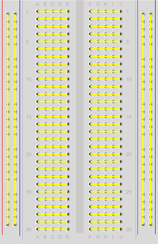 raspberry pi breadboard connections png