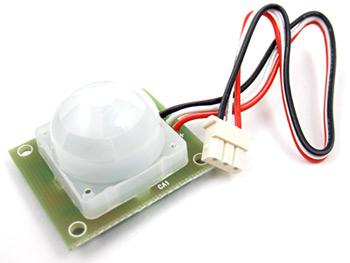 raspberry pi PIR sensor