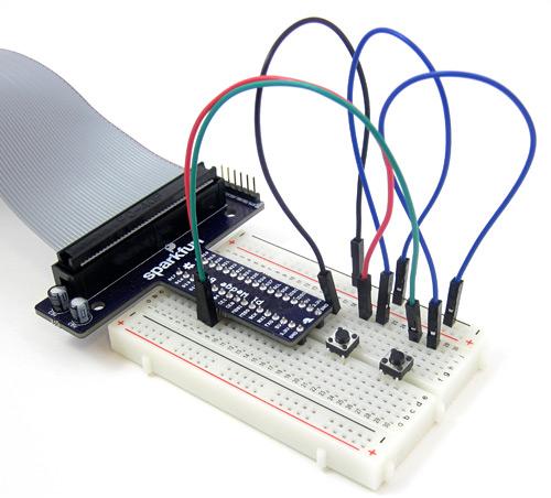 raspberry pi video game controller
