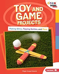 Lerner books Toy and Game projects