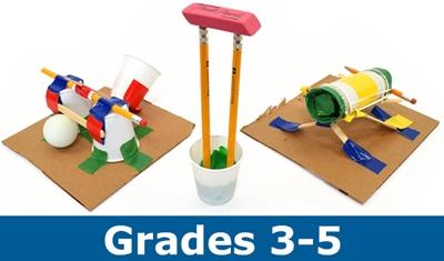 2020 Fluor Engineering Challenge – Cricket Wicket Knockdown Challenge grades 3-5