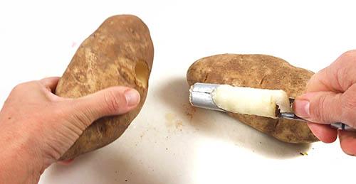 A potato osmosis