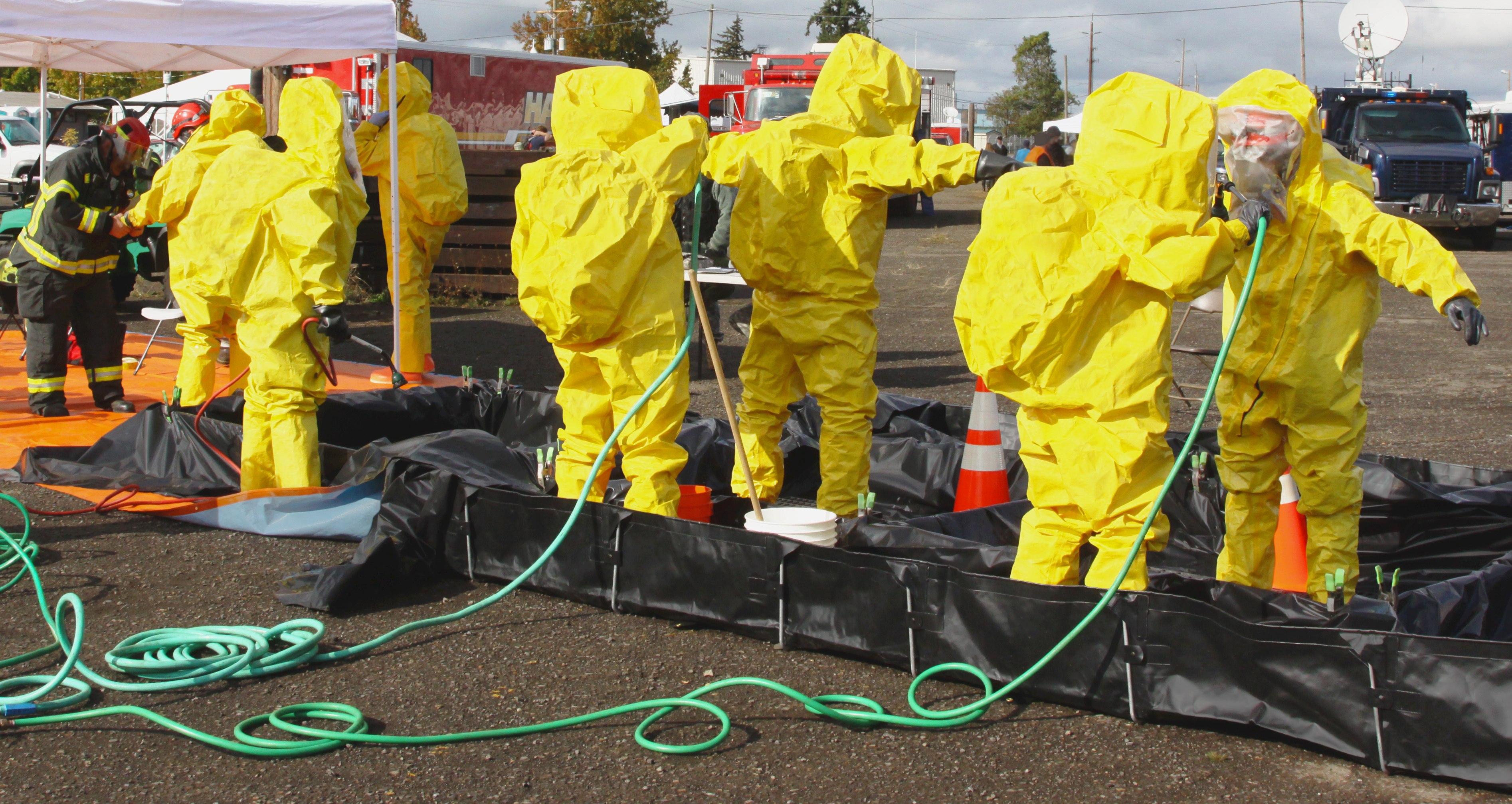 nuclear emergency response drill