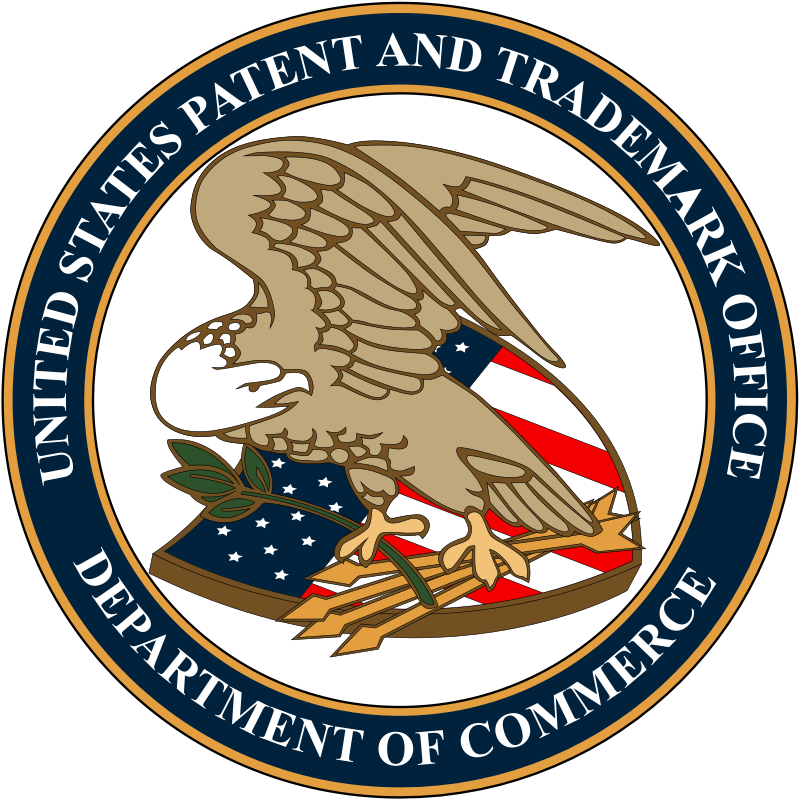 U.S. Patent & Trademark Office logo