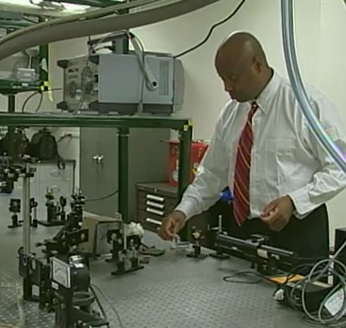 An expert discusses the various areas of application of photonics.