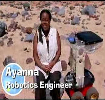 Ayanna Howard, robotics engineer