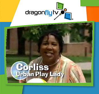 video of sociologist Corliss Outley researching what urban kids like to do for fun.