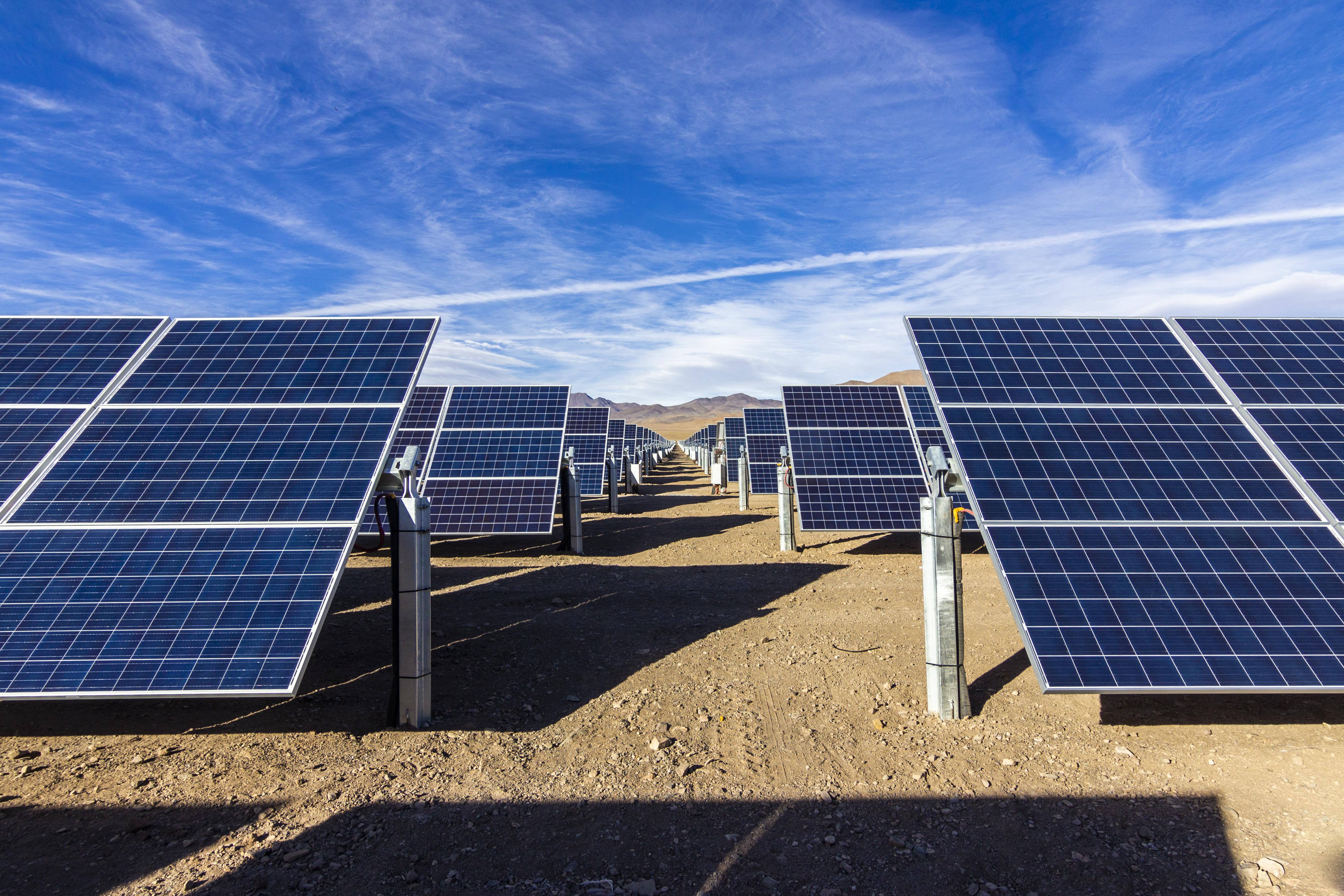 solar photvoltaic farm