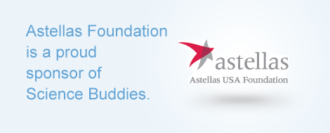 Sponsor logo for Astellas
