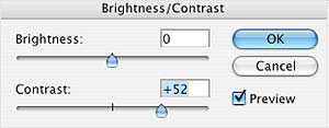 How to use Brightness/Contrast