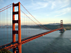 Photo of the Golden Gate Bridge