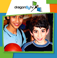 Watch DragonflyTV basketball video