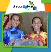 Watch DragonflyTV luge video