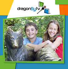Watch DragonflyTV animal scents video