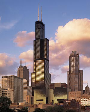 Civil Engineering  Science Project The Sears Tower is one of the tallest buildings on Earth.
