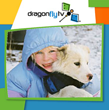 Watch DragonflyTV sled dogs video