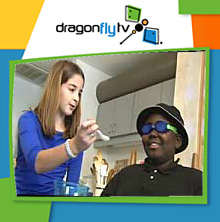 Watch DragonflyTV taste test video