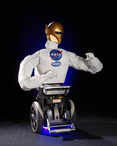 The NASA Robonaut.