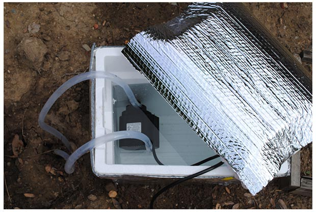 Energy science project 