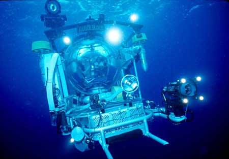 ROV robot  Robotics science project