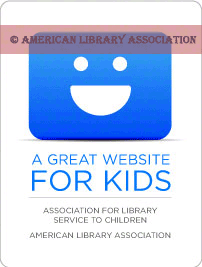 Awards Great Website for Kids ALA