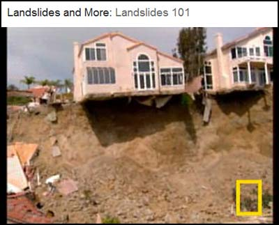 video of Geology Landslides