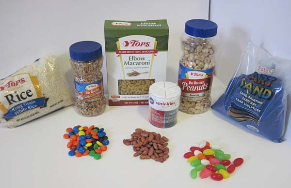 Science project granular materials for granular flow science project