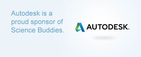 Sponsor logo for Autodesk