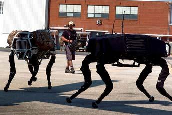 boston dynamics big dog robot