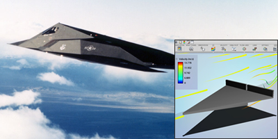 Airplane physics science project with Autodesk design software