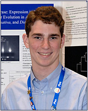 Photo of former Science Buddies Online Advisor Benjamin Pollack