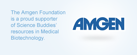 Sponsor box for Amgen Foundation