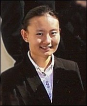 Photo of Yihe Dong a former winner of the Intel International Science and Engineering Fair